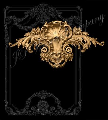 JP Weaver Company | Mirror Frame Panels